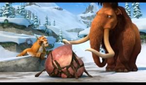 Ледниковый период рождество мамонта