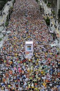 марафон путь к счастью